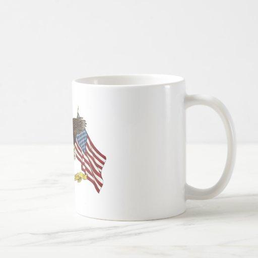 Second Amendment Liberty Eagle Mug