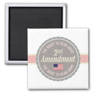 Second Amendment Magnet