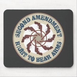 Second Amendment Mouse Pad