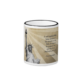 Second Amendment Coffee Mugs