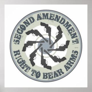 Second Amendment Print