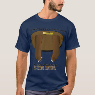 Second Amendment - Right To Bear Arms T-Shirt