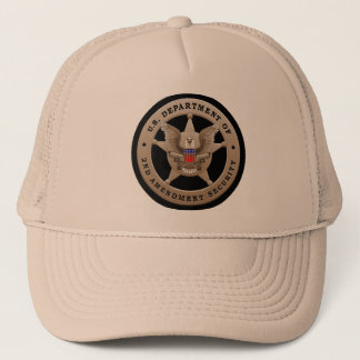 Second Amendment Security Hat