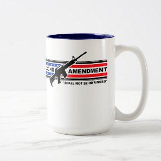 Second Amendment Shall not be Infringed Mug
