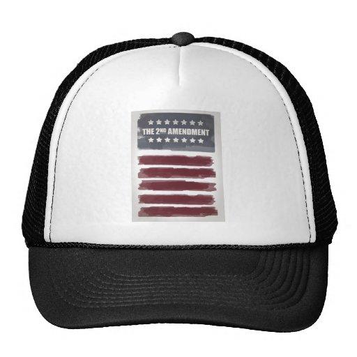 second amendment shirt, 2nd amendment t-shirt mesh hats