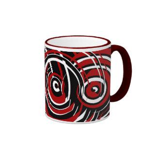 Second Circle Ringer Mug