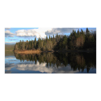 Second Connecticut Lake Photo Card