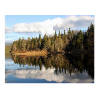 Second Connecticut Lake Postcard