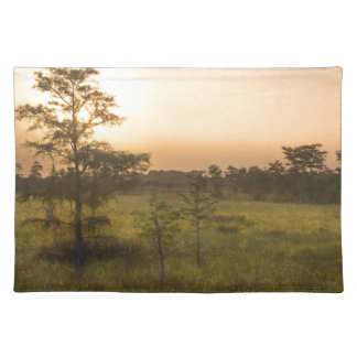 Second Dawn in Fakahatchee Strand Placemat