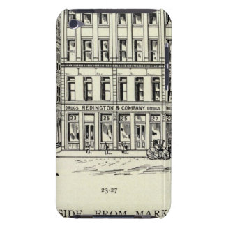 Second East side Market and Mission iPod Touch Case-Mate Case