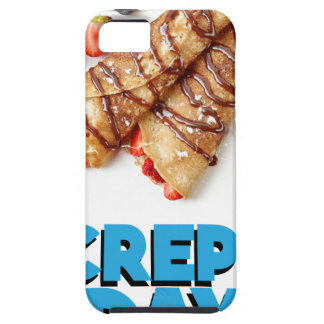Second February - Crepe Day - Appreciation Day Case For The iPhone 5