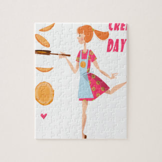 Second February - Crepe Day Jigsaw Puzzle