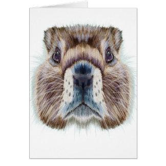 Second February - Marmot Day - Appreciation Day Card