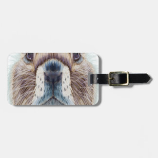 Second February - Marmot Day - Appreciation Day Luggage Tag
