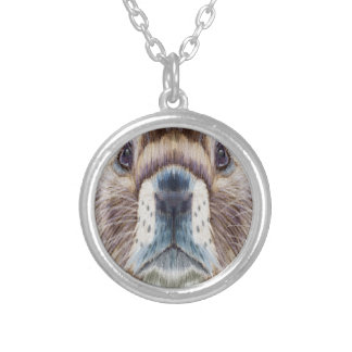 Second February - Marmot Day - Appreciation Day Silver Plated Necklace