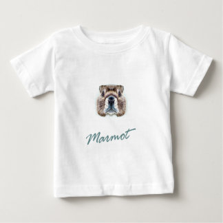 Second February - Marmot Day Baby T-Shirt