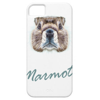 Second February - Marmot Day iPhone 5 Cases