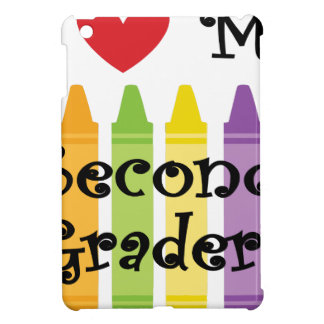 second grade teacher2 iPad mini covers