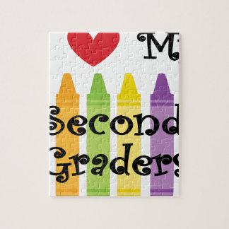 second grade teacher2 jigsaw puzzle