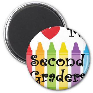 second grade teacher2 magnet
