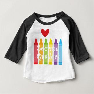 second grade teacher baby T-Shirt