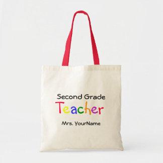 Second Grade Teacher Bag