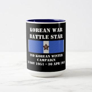 Second Korean Winter Campaign Two-Tone Mug