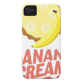 Second March - Banana Cream Pie Day iPhone 4 Covers