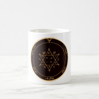 Second Pentacle of Jupiter Coffee Mug