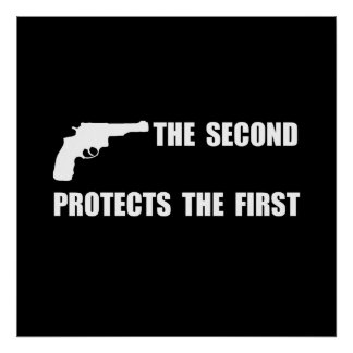 Second Protects First Poster