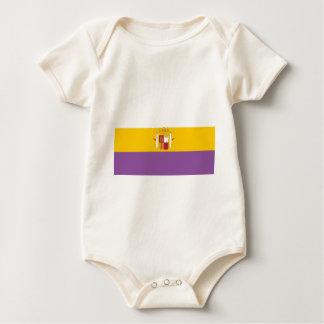 second-spanish-republic-Flag Baby Bodysuit