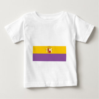 second-spanish-republic-Flag Baby T-Shirt