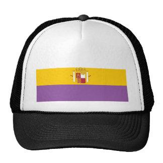 second-spanish-republic-Flag Cap