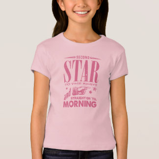 Second Star to the Right T-Shirt