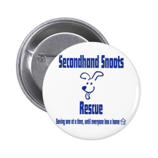 Secondhand Snoots Large Logo Front Pins