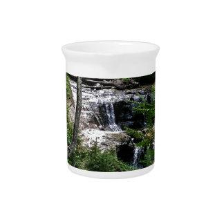 Secrect waterfall pitcher