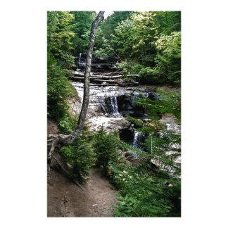 Secrect waterfall stationery