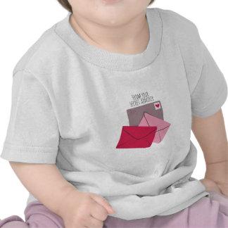 Secret Admirer T Shirts