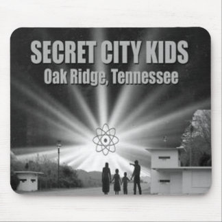 Secret City Kids Mouse Pad