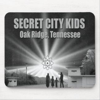 Secret City Kids Mouse Pad
