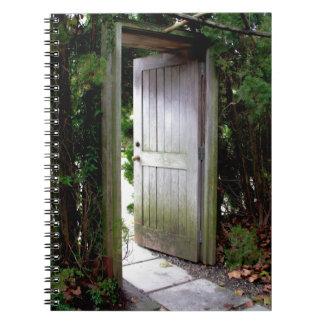 Secret Garden 1 Notebook