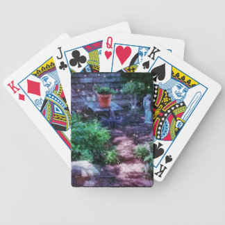 Secret Garden Bicycle Playing Cards