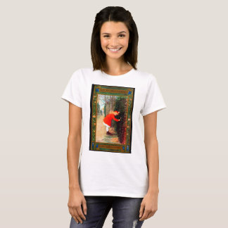 Secret Garden Book Cover T-Shirt