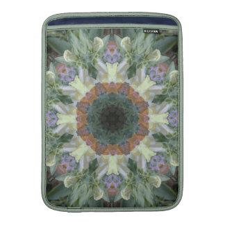 Secret Garden Mandala MacBook Air Sleeve