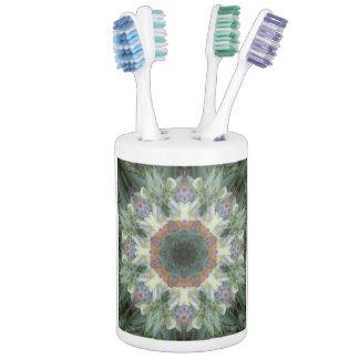 Secret Garden Mandala Soap & Toothbrush Bath Set