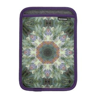 Secret Garden Rickshaw iPad Mini Sleeve
