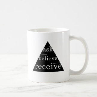 Secret law of attraction coffee mug