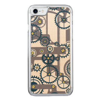 Secret mechanism Case2 Carved iPhone 8/7 Case