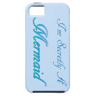 Secret Mermaid Tough iPhone 5 Case