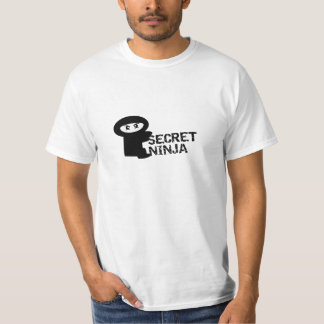 SECRET NINJA T-Shirt